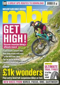Mountain Bike Rider - July 2018