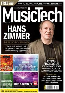 MusicTech – July 2018