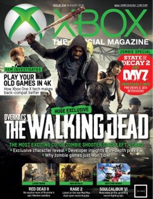Official Xbox Magazine USA - August 2018