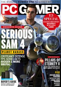 PC Gamer UK - August 2018