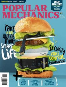 Popular Mechanics South Africa - July 2018