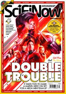SciFiNow – July 2018