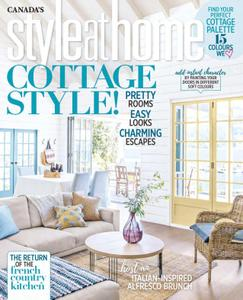 Style at Home Canada - August 2018