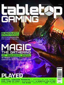 Tabletop Gaming – July 2018