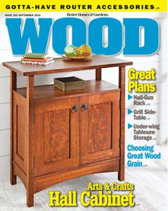 WOOD Magazine – September 01, 2018