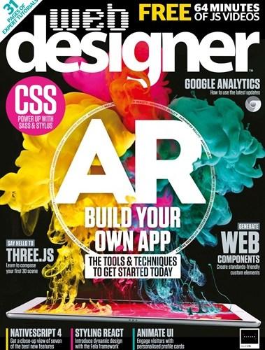 Web Designer UK - October 2018