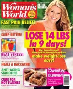 Woman's World USA - July 09, 2018