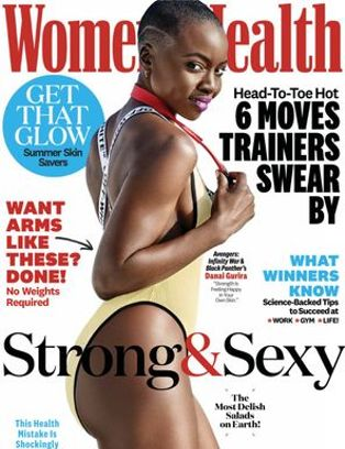 Women's Health USA - July 2018