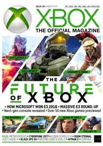 Xbox: The Official Magazine UK - August 2018