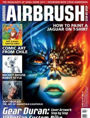 Download Airbrush Step by Step - AprilMayJune 2018