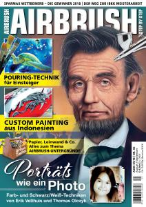 Airbrush Step by Step – August-September 2018 (German Edition)