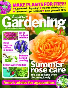 Amateur Gardening – 28 July 2018
