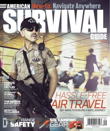 American Survival Guide - Volume 7 Issue 9, 2018