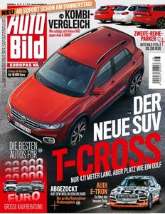 Auto Bild Schweiz - 12 Juli 2018