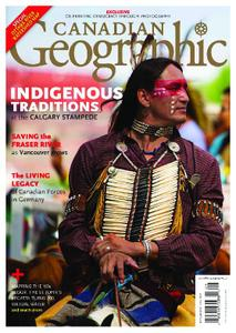 Canadian Geographic – August 2018
