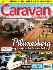Caravan & Outdoor Life - August 2018