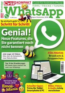 Chip Kompakt WhatsApp – August-September 2018