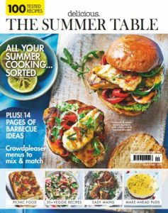 Delicious UK – The Summer Table 2018