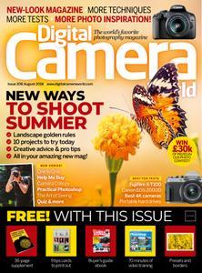Digital Camera World – August 2018