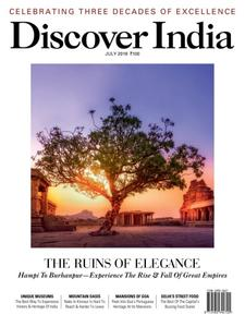 Discover India - July 2018