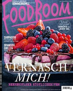 FoodBoom – Juli-August 2018