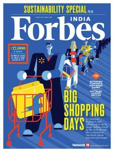 Forbes India - 8 June 2018