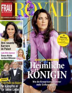 Frau im Spiegel Royal – August-September 2018