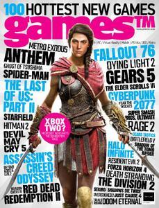 GamesTM – July 2018