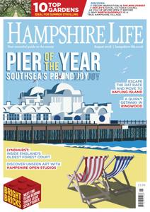 Hampshire Life – August 2018