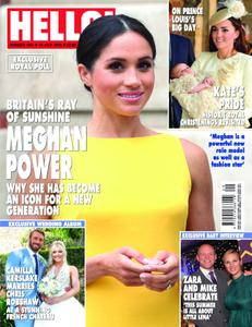 Hello! Magazine UK – 09 July 2018