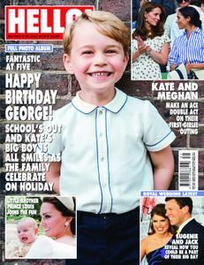 Hello! Magazine UK – 27 July 2018