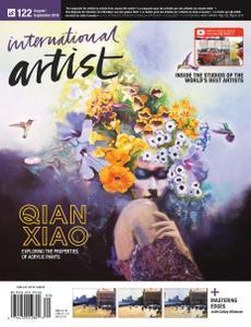 International Artist – August/September 2018