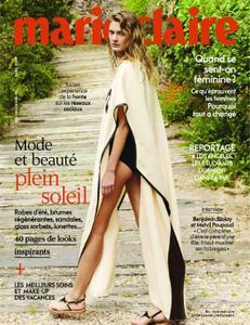 Marie Claire France – août 2018