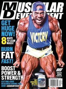 Muscular Development - July 2018