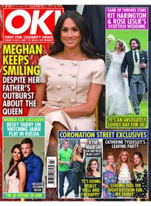 OK! Magazine UK – 09 July 2018