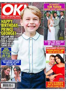 OK! Magazine UK – 30 July 2018