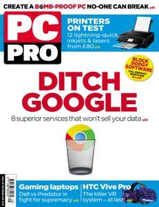PC Pro – September 2018