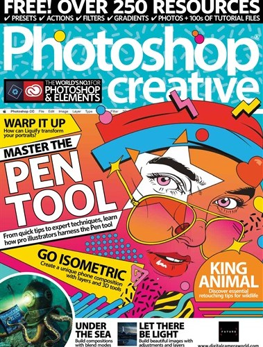 Photoshop Creative - Issue 168, 2018