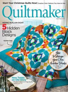Quiltmaker – July 2018