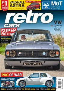 Retro Cars – September 2018