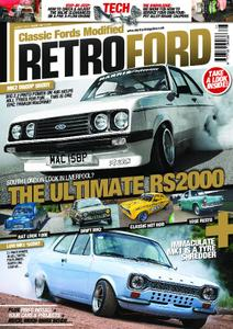 Retro Ford – August 2018