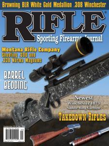 Rifle Magazine – September/October 2018