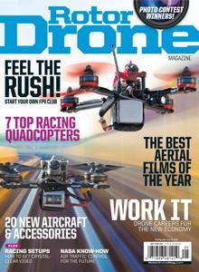 Rotor Drone – May/June 2018