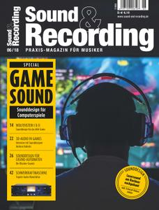 Sound & Recording - Juni 2018