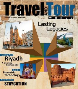 Travel And Tour World – May 2018
