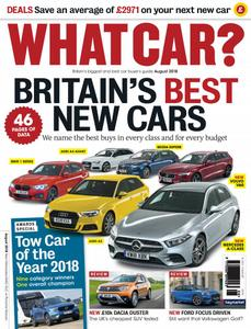 What Car? UK – August 2018