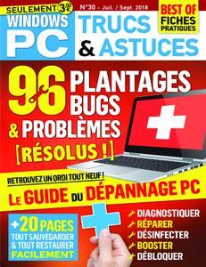Windows PC Trucs et Astuces - juin 2018