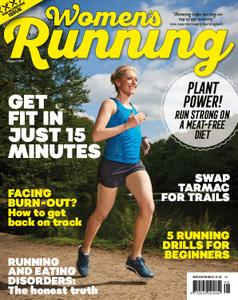 Women's Running UK – August 2018