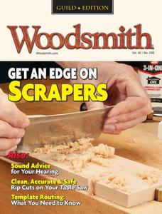 Woodsmith Magazine – August/September 2018