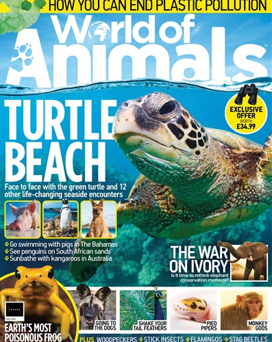 World of Animals - Issue 61 2018